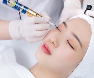 国际专业纹绣/半永久定妆培训课程