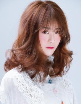 绻-刘晓平发型作品