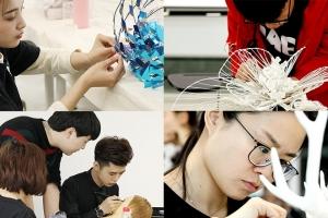 饰品制作课堂,每一位形象设计师都是巧手工匠