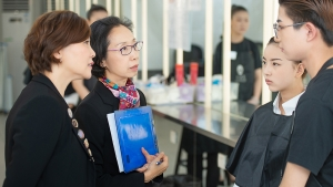 2019年ITEC国际时装媒体舞台化妆师培训认证考试