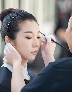 2019国际ITEC化妆认证实操考试