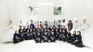 北京蒙妮坦18级一年制人物形象设计毕业秀场