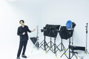 蒙妮坦摄影学校新班开课 | 学习摄影从正确了解使用影棚开始