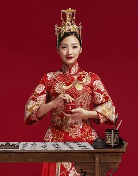 中式婚纱摄影