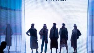 蒙妮坦百人化妆造型团队助力2019大连时装周,CARRY全场