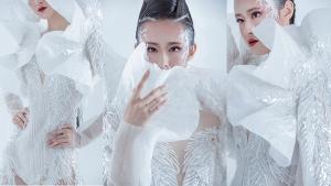 《瑬》蒙妮坦第27届形象秀展,北京蒙妮坦19级一年制学员呈现