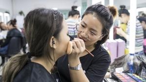 蒙妮坦北京化妆班2019第三期优秀毕业生感言