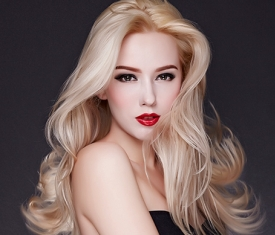 国际专业美发师全能班