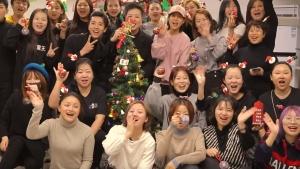 蒙妮坦学院迎接圣诞节,猜猜圣诞节活动有哪些
