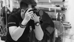大连摄影学校第五期班毕业优秀学员家纺从业者&退伍军人感言感想