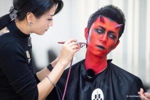 特效化妆艺术家Akihito池田朗人