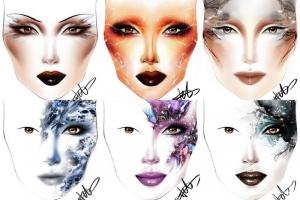 特效化妆师的画画功底有多强