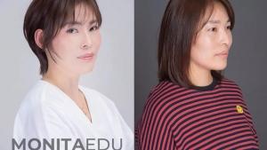 减龄女发修剪,美发老师修剪过后重回20岁