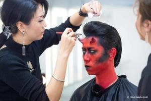 【超详解】特效假体上妆教程,零基础也能看懂的好莱坞级特效化妆方法