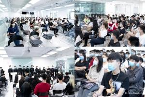 开学季 | 北京蒙妮坦正式复学,开启新征程,为梦想加油!