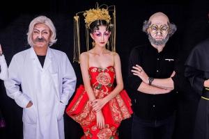 我的化妆梦 | 祝贺2020【ITEC化妆考试】完美收官&蒙妮坦55名化妆造型师获国际认可