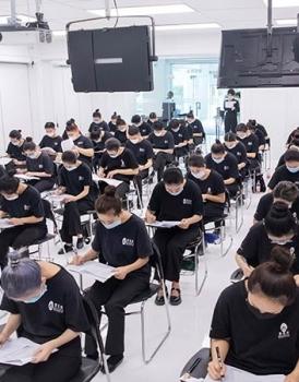 2020国际ITEC化妆理论考试
