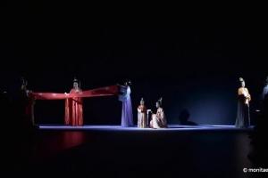 时装周颁奖典礼,惊喜连连,蒙妮坦形象设计学院获大奖