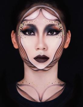 创意彩妆11