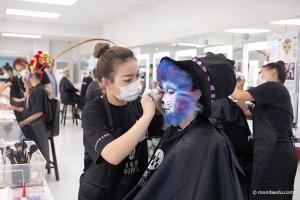 怎么才能学好化妆,需要美术基础吗