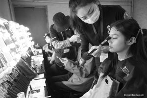 重构时尚 • 继续玩美 | 蒙妮坦化妆造型&摄影团队助阵中国国际时装周2021春夏开幕会