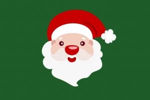 与蒙妮坦共度圣诞佳节 | 精彩的美甲作品营造出浓浓的节日氛围