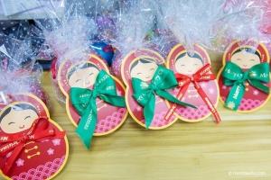 圣诞有你,满心欢喜 | 蒙妮坦大型发糖现场来咯!