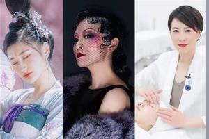 女神节快乐,会美甲妆容护肤发型都可以让自己快乐