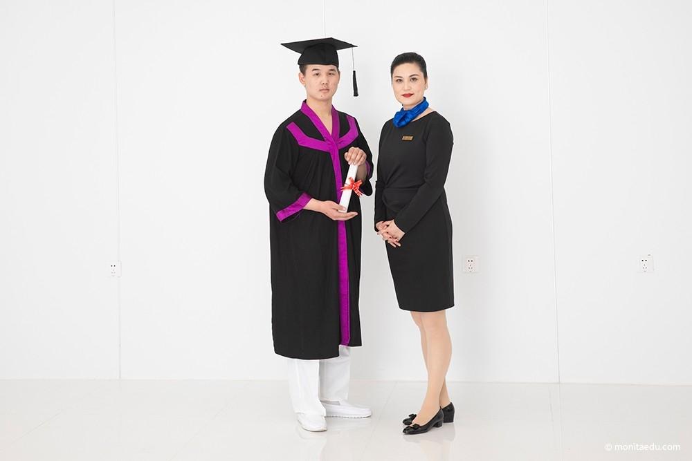 2021年国际CIDESCO美容颁发证书合影_IMG_6946_蒙妮坦