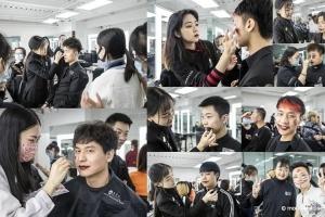 万圣节化妆师特效影视妆展示,看看哪个化妆师画的妆容是你喜欢的