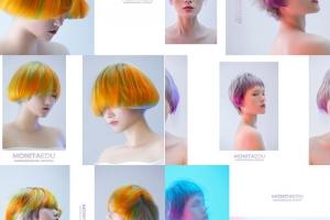 直击美发大师创作现场,这3款创意烫染造型值得收藏!