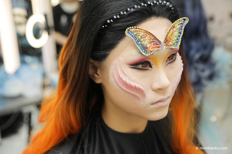 2021年国际CIDESCO国际艺术化妆文凭考试实录_1-(5)_蒙妮坦