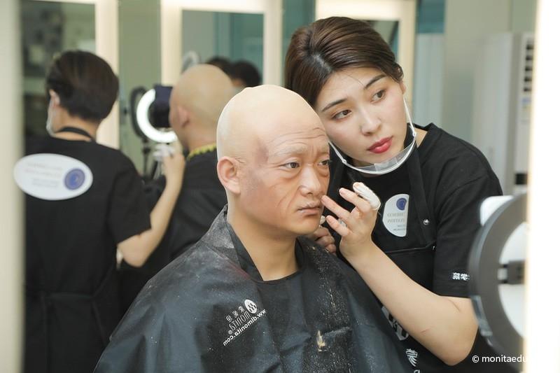 2021年国际CIDESCO国际艺术化妆文凭考试实录_1-(12)_蒙妮坦