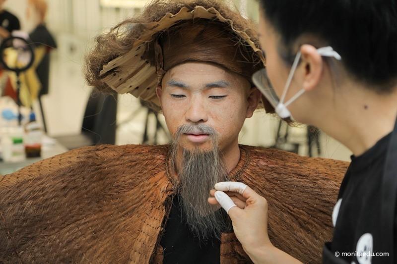2021年国际CIDESCO国际艺术化妆文凭考试实录_1-(15)_蒙妮坦