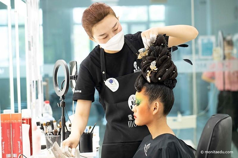 2021年国际CIDESCO国际艺术化妆文凭考试实录_BN1I8933_蒙妮坦