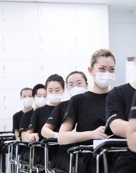 2021国际ITEC理论化妆考试