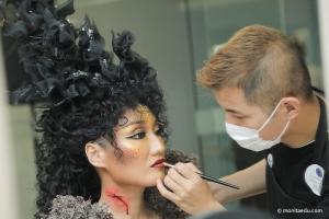 2021年国际CIDESCO国际艺术化妆文凭考试实录
