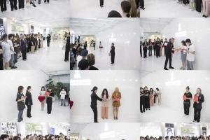 大专201&202班艺术沙龙美甲大奖赛颁奖典礼