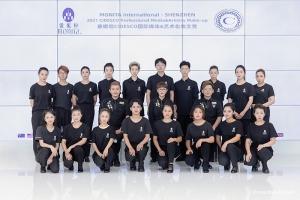 蒙妮坦深圳校区CIDESCO媒体&艺术化妆文凭考试圆满收官